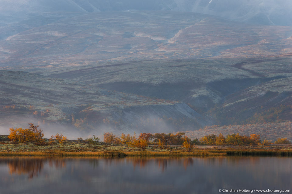 Tips for Photographing Autumn