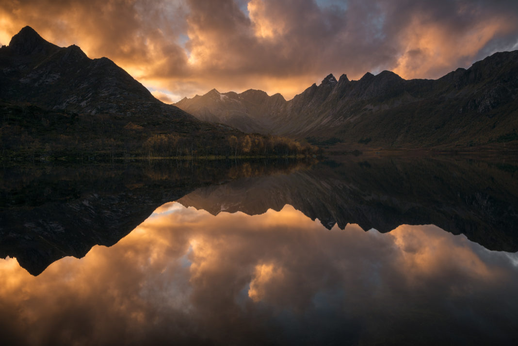 Photographing the Lofoten Islands