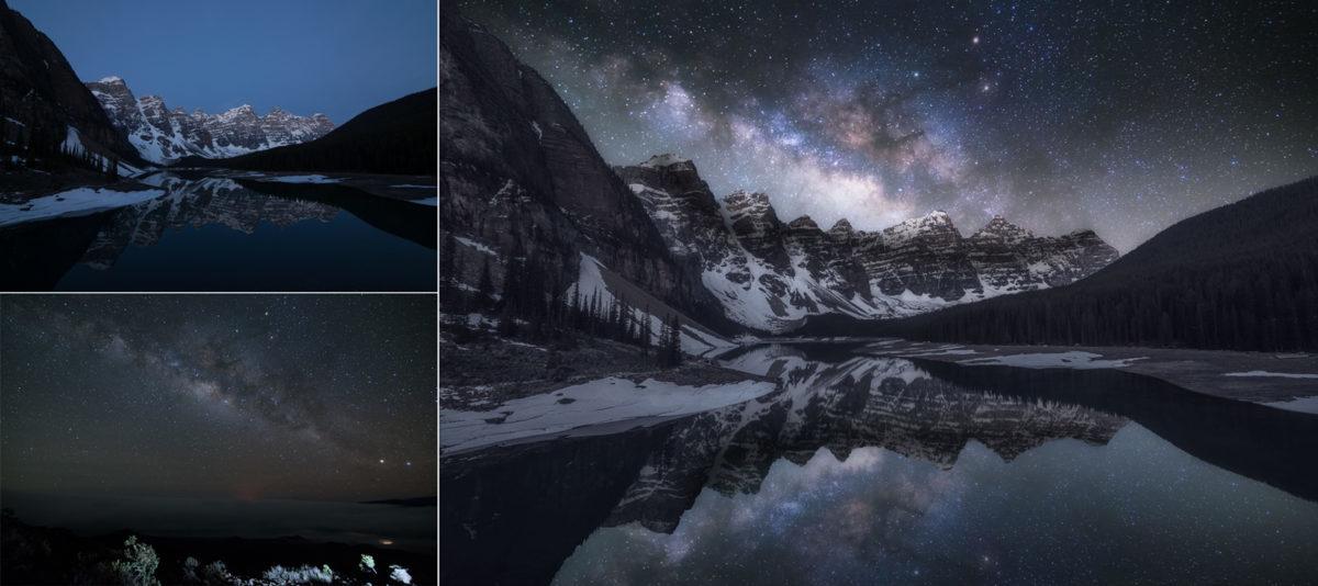 Composite Landscape Photography