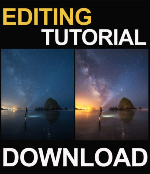 Milky Way Processing Tutorial