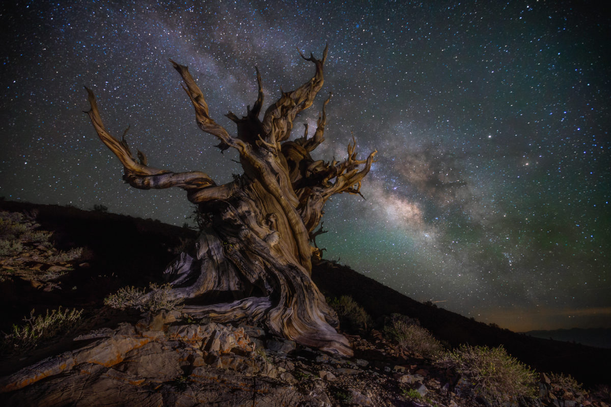 Timeless Milky Way Processing Video