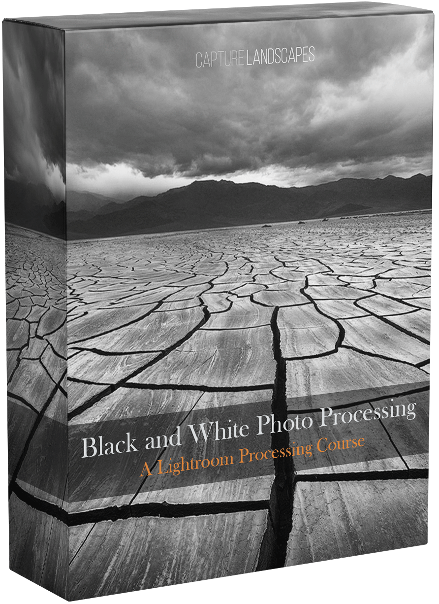Black and White Processing in Lightroom