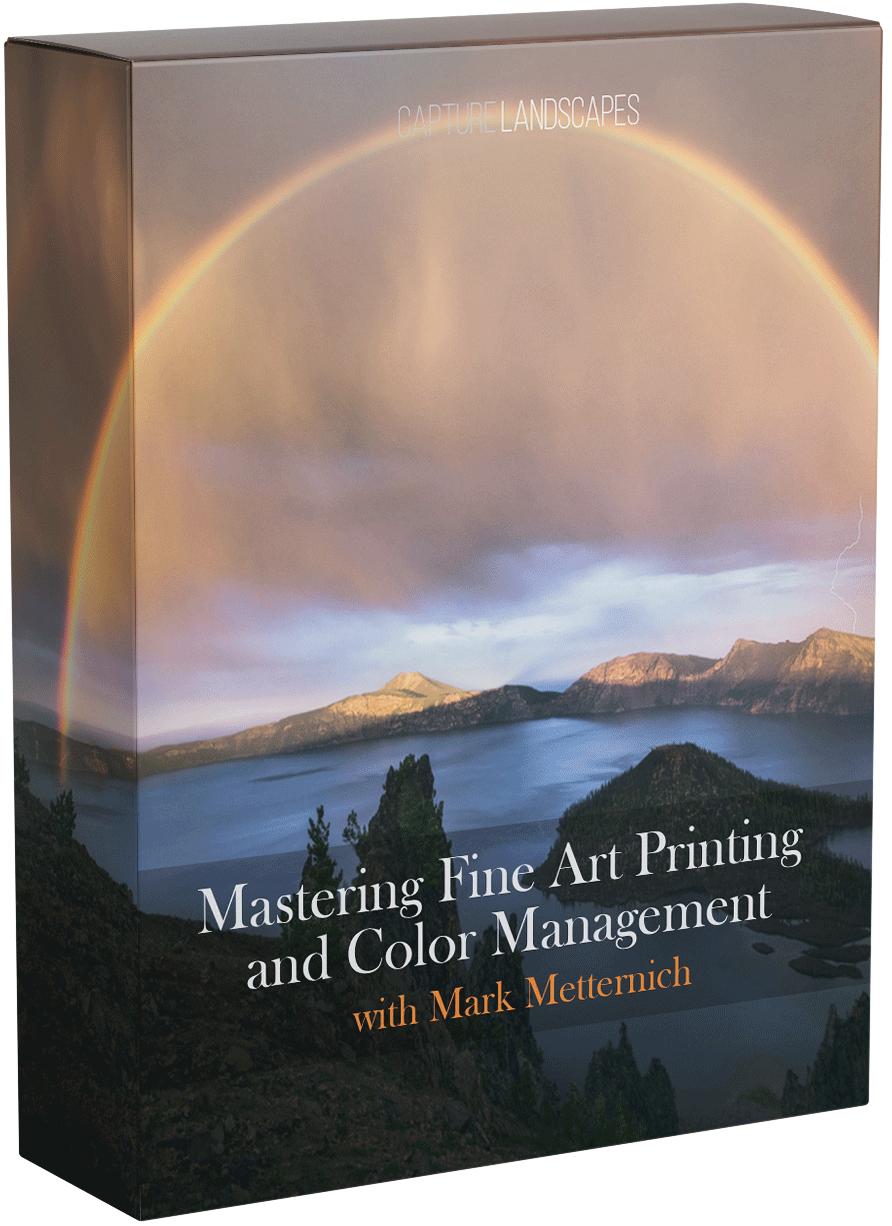 Fine Art Printing Course