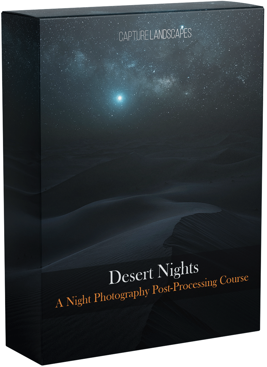 Desert Nights Post-Processing Tutorial