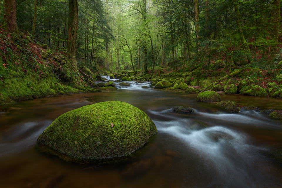 Tips for Photographing Rivers