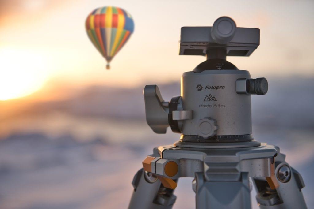 Defocus in AI Augmented Sky