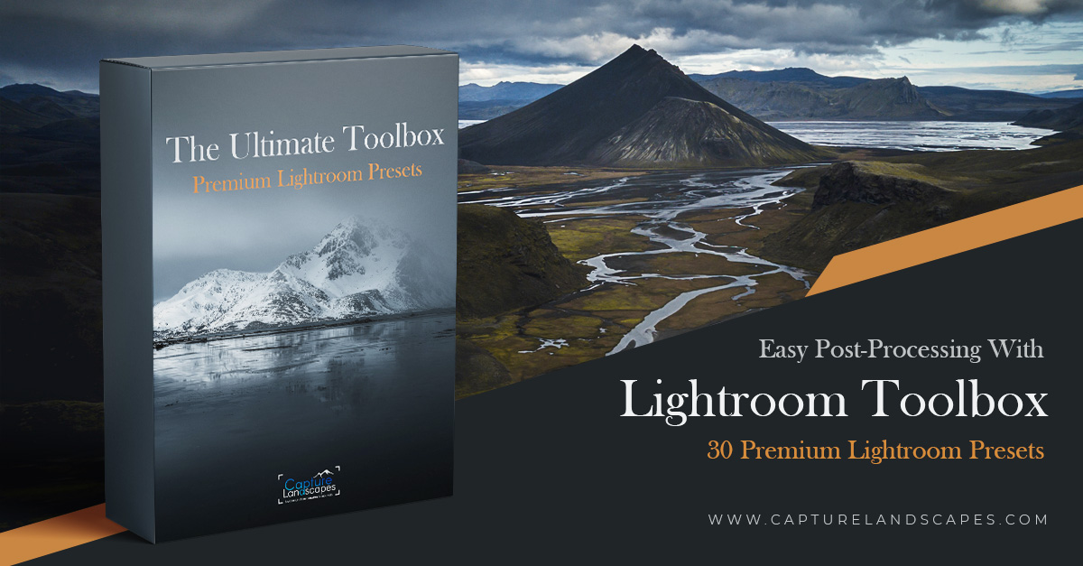 Adobe Lightroom Toolbox Prests