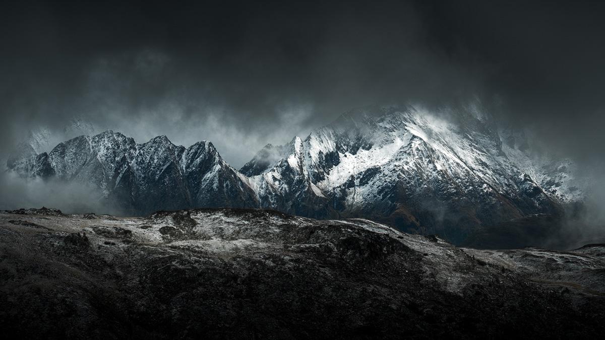 Natural Framing in Landscape Photography