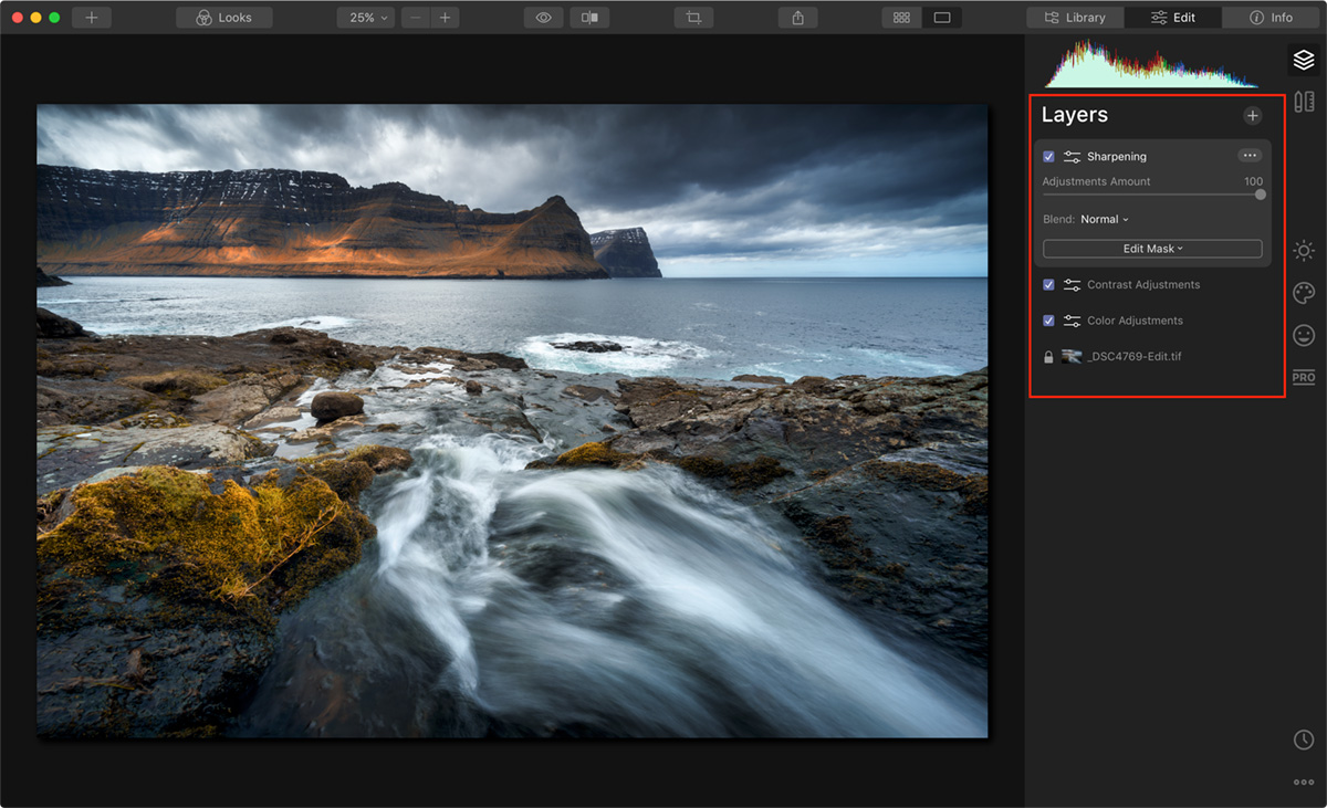 How to Use Layers in Luminar 4