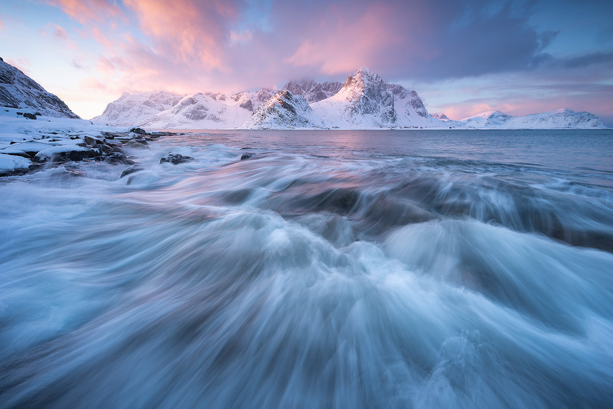 Long Exposure Photography in the Lofoten Islands