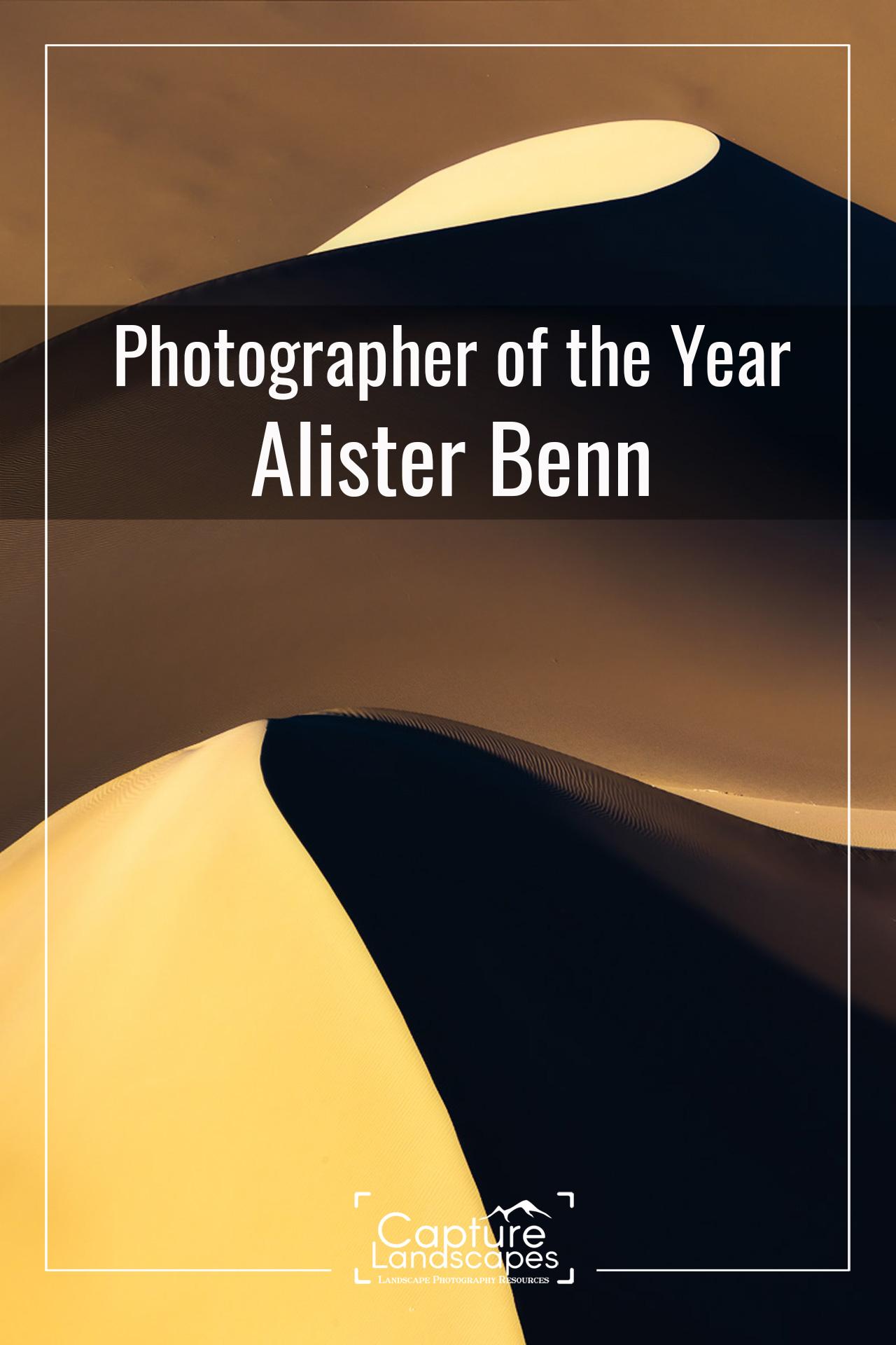 Alister Benn Interview